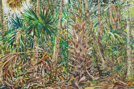 02Garcia-Roig_Native_Cumulative_Nature_Native_Palms_&_Orange_Tree_Diptych